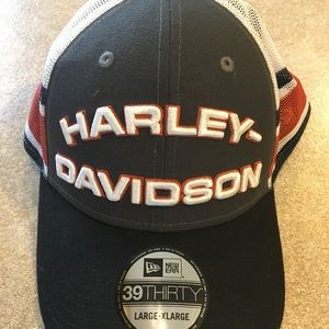 Harley Davidson Cap NWOT